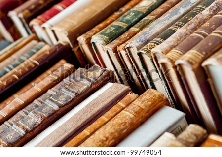 old books background #99749054