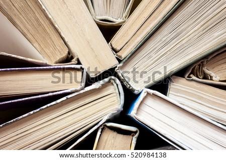 Old Books Background./Old Books Background