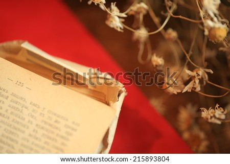 http://www.shutterstock.com/ru/pic-215893804/stock-photo-old-books-of-dried-daisy-flowers-retro-basket.html?src=jbJfCWTgnY9_1XyC6aDsVA-1-2