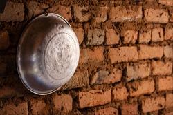 Old Bowl at Wall
