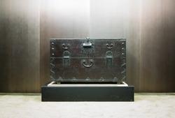Old Box of metal