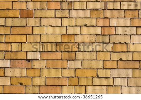 Old brick wall