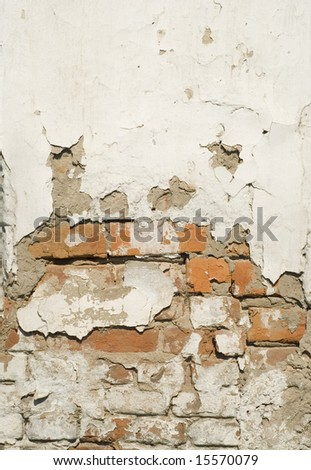 old brick wall great as a background