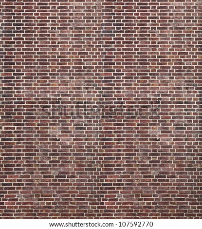 Old brick wall texture or background.