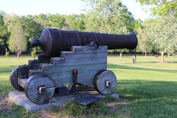 Old Brickell Cannon Town Commons