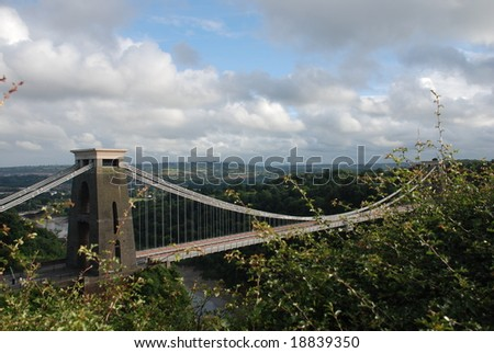 old bridge #18839350
