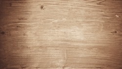 old brown bright wooden texture - wood background panorama