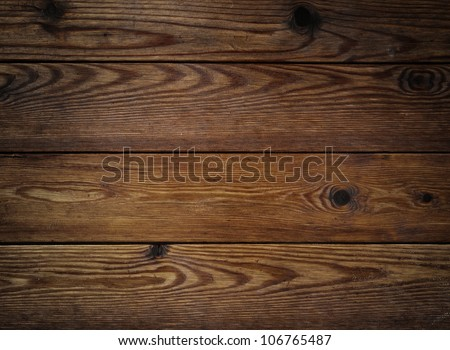 old brown natural wood background