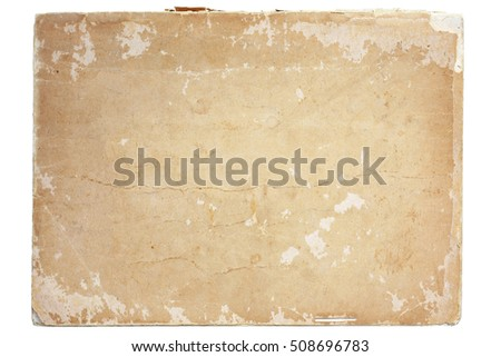 Old brown paper texture #508696783
