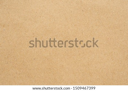 Old brown recycle cardboard paper texture background