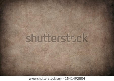 Old brown vintage background. Grunge texture