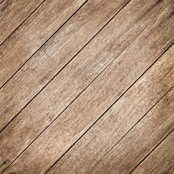 Old Brown wood wall slant texture abstract background