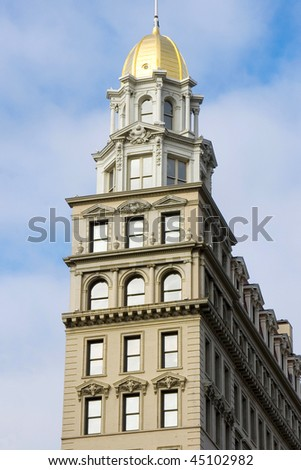 old building in nyc