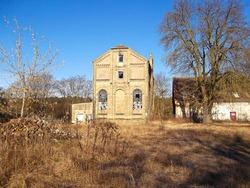 Old buildings in the Uckermark