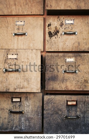 old business office used filing cabinet