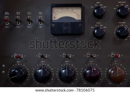 Old button control