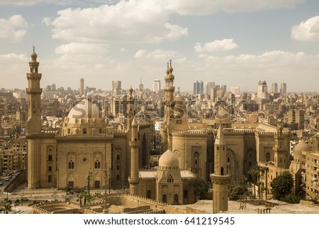 old Cairo #641219545