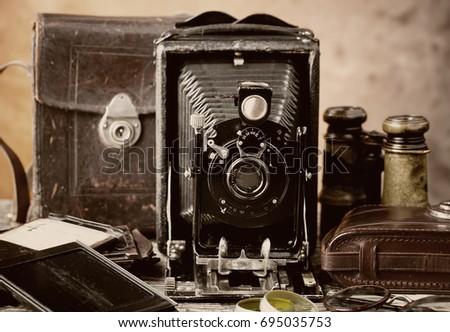 Old camera #695035753