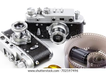 Old camera #702597496
