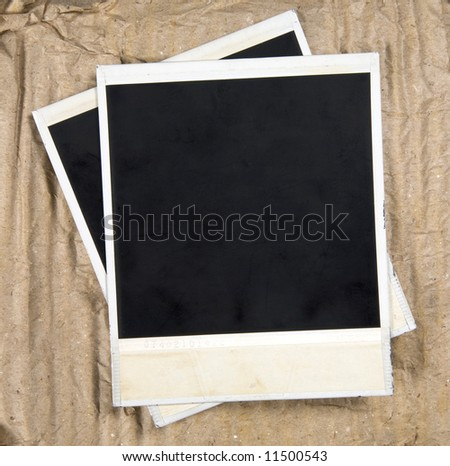 Camera Picture Frames
