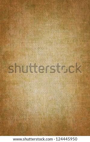 old canvas texture grunge background