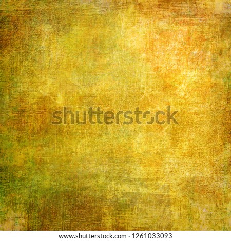 Old canvas texture grunge background. Grunge background. Perfect texture of paper, beautiful colors and designs. Pastel color background. Incredible shades of all colors. #1261033093