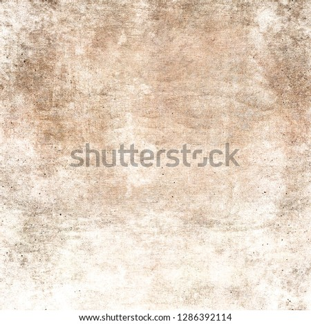 Old canvas texture grunge background. Grunge background. Perfect texture of paper, beautiful colors and designs. Pastel color background. Incredible shades of all colors. #1286392114