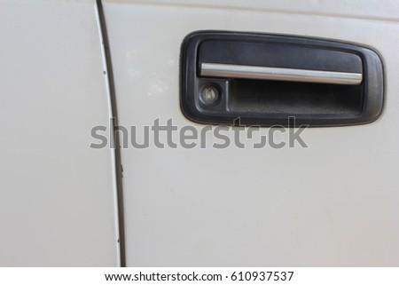 vintage car door handles old car old car door handle with soft focus 610937537 free photos rusty avopixcom