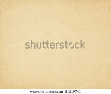 Old cardboard surface, useful as background element in your design-works. - stock photo