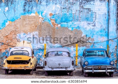 Shutterstock Old cars cuba