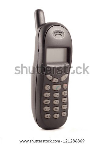 old cell phone #121286869
