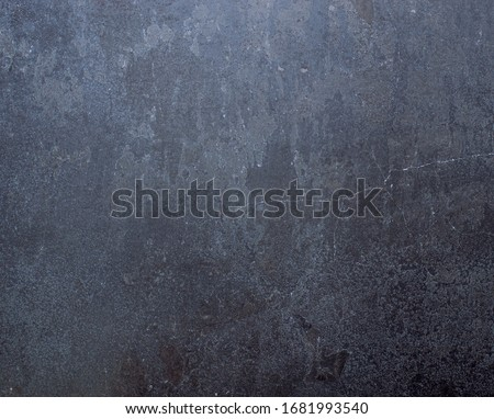 Old charred wall after a fire Foto stock ©