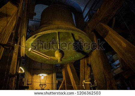 old church bells