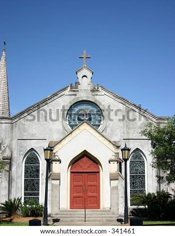 Old church in St. Augustine,FL