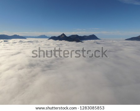 Old city Zug Switzerland #1283085853