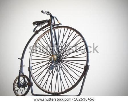 Old Classic Bike