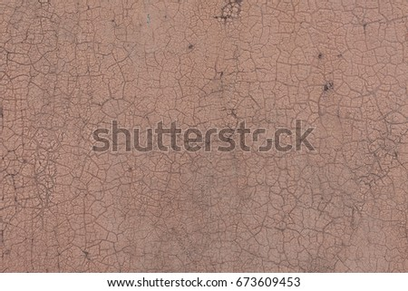 Old colored background pattern texture of iron