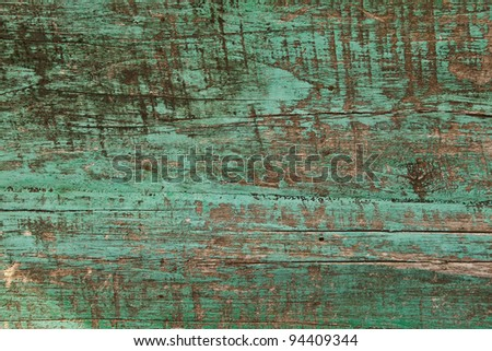 Old Colorful Wooden Background.