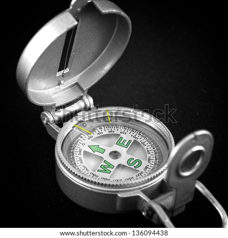 Old compass direction