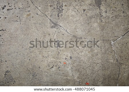 Old concrete texture background for design. #488071045