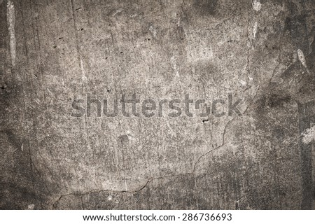 Old concrete wall background #286736693