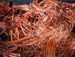 old copper wire, copper scrap for recycle