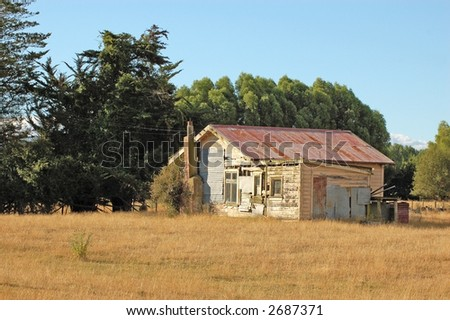 Old country home