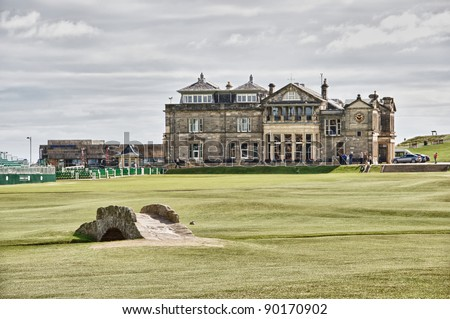old course st andrew scotland