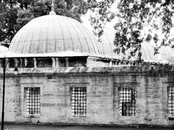 old cupolas and historical buildings