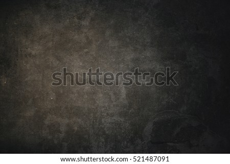 Old dark background. Grunge texture #521487091