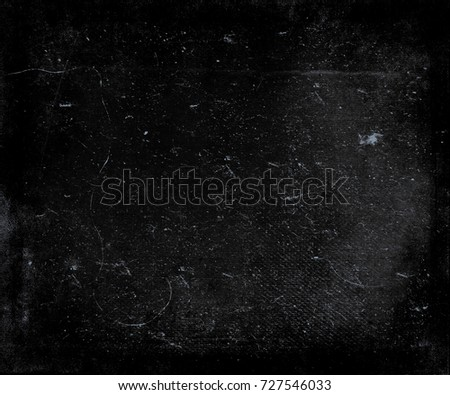 Old dark scratched grunge texture, horror scary background perfect for halloween concept.