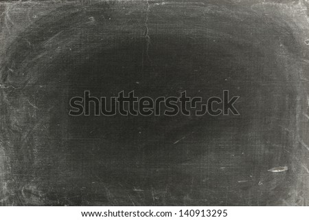 Old dirty blackboard