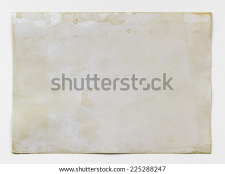 Old dirty paper texture background #225288247