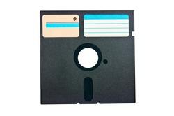 old diskette